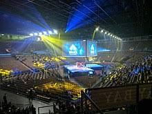 Mandalay Bay Events Center Boxing Seating Chart Mandalay Bay Events Center Wikivisually