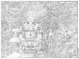 Dessin De Train L Duilawyerlosangeles