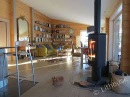 Modern Wood House Flo Eric House Modern Extremely Well Insulated Eco Friendly