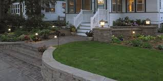 Front Yard Retaining Wall Designs Building A Small Retaining Wall Front Yard Curb Appeal