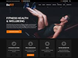 Image result for Website Design for Gym