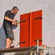Fensterläden Selber Bauen Bauanleitung Für Klappläden Diy