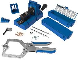 Kreg Jig K5 Master System With Pocket Hole Screw Project Kit In 5 Sizes