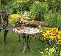outdoor mosaic table 1