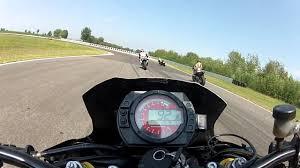 San Martino del Lago Cremona Circuit on Board - Kawasaki Z750 - MandyMandy  - YouTube