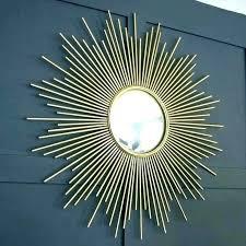 star burst mirror large sunburst wall mirror starburst mirror large starburst mirror mirrors large gold sunburst
