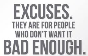 Excuses Quotes Adorable 48 Best Quotes About Excuses Excuses Quotes QuotesOnImages