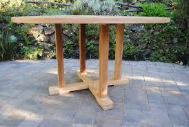 55 round fixed table teak furniture san leandro ca paradise teak san leandro ca