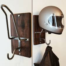 Motorcycle Coat Rack