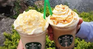 Free shipping on qualified orders. Starbucks Uk Features New Caramel Coffee Jelly And Lemon Vanilla Frappuccinos Brand Eating