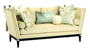 marge carson furniture. Marge Carson Sofa Shown With Boxed Bench To The Floor Exposed Furniture