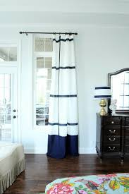 Navy Bedroom Curtains 17 Best Ideas About Navy And White Curtains On Pinterest Navy