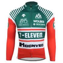 Retro 7 Eleven Descente Cycling Jerseys