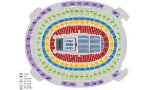 Verizon Center Seating Chart With Rows And Seat Numbers Verizon Center Washington Dc Seating Chart Capital One Arena