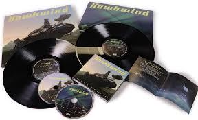 All Aboard The Skylark Hawkwinds 32nd Studio Album Lands