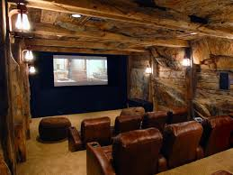 themed family rooms interior home theater: basement home theaters and media rooms pictures tips amp ideas home