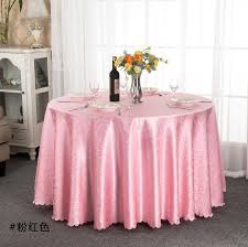 table cloth table cover round for banquet wedding party tables satin fabric table clothing wedding tablecloth