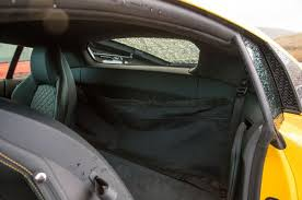 audi r8 interior back seat. the rear seats in audi r8 v10 plus interior back seat