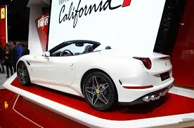 2018 ferrari ff. fine ferrari new ferrari california t gets turbo power to 2018 ferrari ff