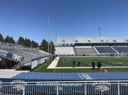 Nevada Wolfpack Football Stadium Seating Chart Photos At Mackay Stadium