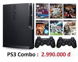 34Game Shop - Chơi game hay tiết kiệm! Máy PS3 Slim 160GB...