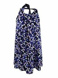 Kate Spade New York Womens Spinner Dress Cover Up Rich Navy Swimsuit Top Sz Md 755448317509 Ebay