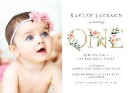 1st Birthday Party Invitation Template 1st Birthday Invitation Templates Free Greetings Island
