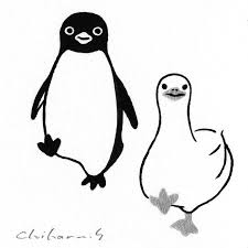 人気イラストレーターのペンギンがキュートないきものと共演坂崎千春
