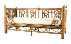 daybed Remarkable Vintage Rattan Daybed Jayson Home