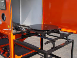 Abrasive Blasting Cabinet Abrasive Blast Cabinet Bb9100led Bvt Pr Tt Badboy Blasters