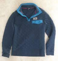 Patagonia Diamond Quilt Snap-T Pullover | eBay & Patagonia Snap T Diamond Quilt Sweater Jacket Organic Cotton Size XXS Adamdwight.com