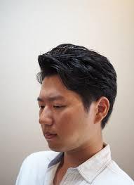 ビジネスヘア ジャンル 田中トシオヘアサロン髪ing