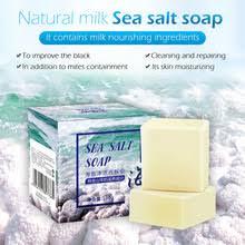 Мыло из морской соли, увлажняющее Отбеливающее <b>мыло для</b> ...