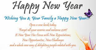 Top Best Latest Happy New Year 40 Quotes And Saying Wishes For Custom Happy New Year 2017 Quotes