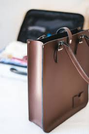 tote the leather satchel co