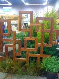 free standing outdoor privacy screens put feet on this and use as a freestanding wall garden uk privac