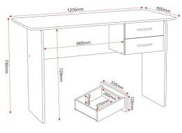 office desk size. Jenny Desk Dimensions Office Size I