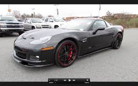 Corvette 2012 chevrolet corvette z06 : 2012 Chevrolet Corvette Z06 Centennial Edition Start Up, Exhaust ...