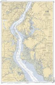 Delaware River Smyrna River To Wilmington Nautical Chart