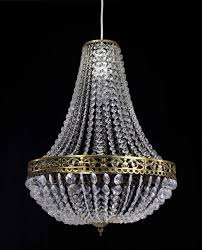 custom beaded chandelier tutorial part i planning simply salvage