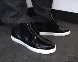 jordan v 2 grown black patent leather