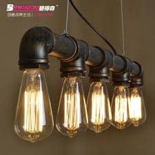 buy pitt hudson plumbing fixtures loft industrial air personality retro chandelier creative cafe restaurant bar table lighting in cheap price on alibabacom cheap lighting fixtures