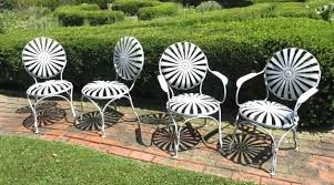 vintage iron patio furniture. Antique Outdoor Furniture Modern Ideas Fantastic Vintage Metal Patio Garden Chairs Exceptional Retro . Iron G