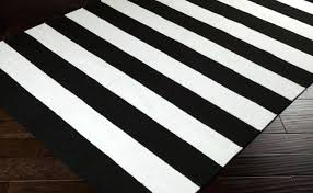 ikea black and white striped rug black and white striped rugs