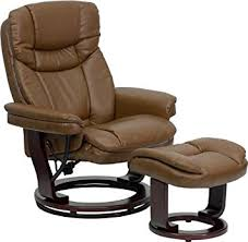 Amazon Flash Furniture Contemporary Palimino Leather Recliner