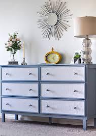 tarva dresser ikea. Fabric Upholstered Dresser - Ikea Tarva Makeover.