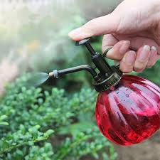Decorative Spray Bottle 100pcs Vintage Decorative Spray Bottle Watering Potted Plants Bonsai 25