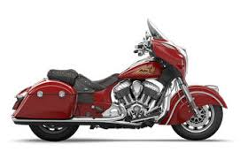 Indian Chieftain / Chieftain Classic - Indian-Only