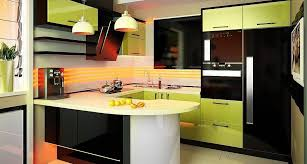 Modern Kitchen For Small Spaces
