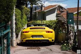 Porsche 911 carrera 4 gts cabrio carmine red. Porsche Home Delivery Carrera 4 Gts Cabriolet